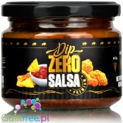 WK Nutrition Dip Zero Salsa low calorie thick dip for meat and nachos