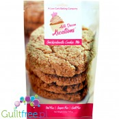 Keto Queen Kreations, Cookie Mix, Snickerdoodle