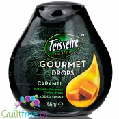 Teisseire Gourmet Drops Caramel naturally flavoured liquid coffee sweetener