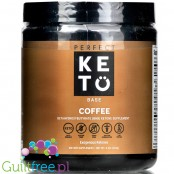 Perfect Keto, Keto Base, Coffee - ketones beta hydroxy-butyrate (BHB) with MCT