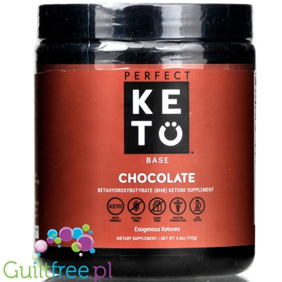 Perfect Keto, Keto Base, Chocolate