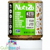Nuttzo, Crunchy Keto Butter, seven nuts and seeds & no added sugar