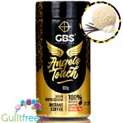 GBS Angel's Touch Vanilla instant flavored coffee with caffeine boost