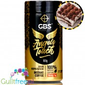Golden Bow Angel's Touch Tiramisu instant flavored coffee with caffeine boost