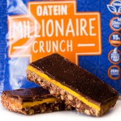 Oatein Millionaire Crunch Vegan Chocolate Orange