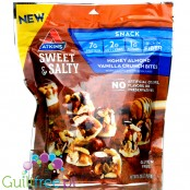 Atkins Nutritionals, Sweet & Salty Crunch Bites, Honey Almond Vanilla