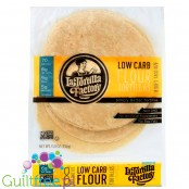 La Tortilla Factory Low Carb Flour Tortillas, soft taco size tortillas