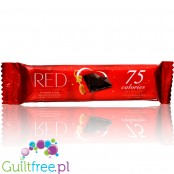 RED Delight Dark Chocolate with Orange & Almonds 75kcal