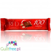 RED Delight Milk Chocolate with Hazelnuts & Macadamia 100kcal