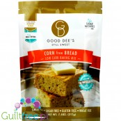 Good Dee's Low Carb Corn (free) Bread Mix