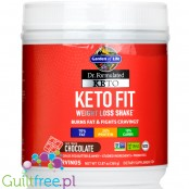 Garden of Life, Dr. Formulated Keto Fit Weight Loss Shake, Chocolate