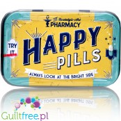 Nostalgic Art Happy Pills sugar free mint candies in designer's case