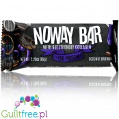 ATP Science Noway Coconut Brownie - Gut Friendly Collagen Based Keto Protein Bar