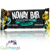 ATP Science Noway Banana Caramel - Gut Friendly Collagen Based Keto Protein Bar