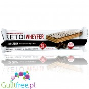 Convenient Nutrition, Keto Wheyfer Bar, Cocoa Cream