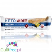 Convenient Nutrition, Keto Wheyfer Bar, Vanilla Cream