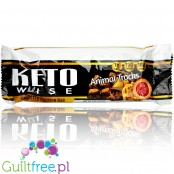 Healthsmart Keto Wise Uncoated Bar, Animal Tracks