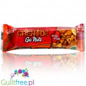 Carb Killa® Go Nuts™ Vegan Protein Bar, Peri peri