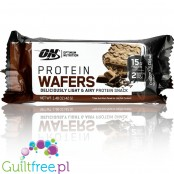Optimum Nutrition, Protein Wafers, Chocolate Creme