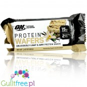 Optimum Nutrition, Protein Wafers, Vanilla Creme