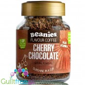 Beanies Cherry Chocolate +VIT D instant flavored coffee 2kcal pe cup