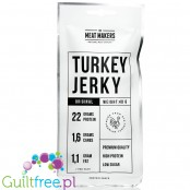 The Meat Makers, dried turkey Jerky Original