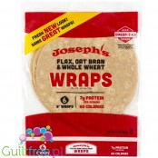 Joseph's Flax Oat Bran & Whole Weat Flour Tortillas