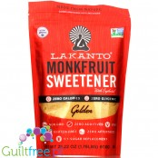 Lakanto Monkfruit Sweetener, Golden 0,8kg