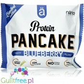 Nano Ä Protein Pancake Blueberry - protein pancake with sugar free blueberry filling