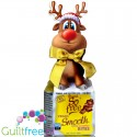 Plamil So Free Reindeer Box Cocoa & Coconut organic dairy free chocolate bites