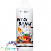 Vital Drink Peach Ice Tea sugar free concetrate with L-carnitine