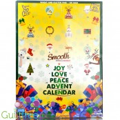 Plamil Calendar Smooth Cocoa & Coconut