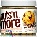 Nuts 'N More Cookie Dough Peanut Butter with Whey Protein and xylitol