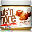 Nuts' n More Salted Caramel Peanut Butter with Whey Protein