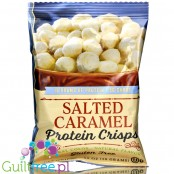 Healthy Living Foods Protein Crisps, Salted Caramel 0.99 oz by Healthwise