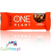 One Plant Bar Chocolate Peanut Butter, vegan protein bar