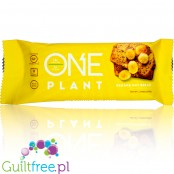 One Plant Bar Banana Nut Bread,vegan protein bar