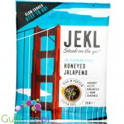 JEKL Steak On The Go Honeyed Jalapeno soft & juicy marinted steak beef slices