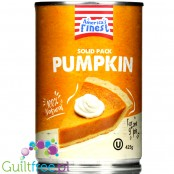 America's Finest Solid Pack Pumpkin puree z dyni 100%, 34kcal w 100g