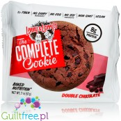Lenny & Larry Complete Cookie, Double Chocolate Highprotein All Natural Vegan Cookie NEW SIZE