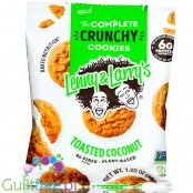 Lenny & Larry Crunchy Cookie Toasted Coconut vegan cookies