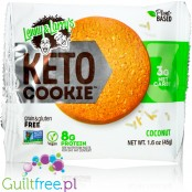 Lenny & Larry Keto Cookie Coconut - vegan, gluten free, ketogenic cookie
