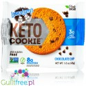 Lenny & Larry Keto Cookie Chocolate Chip - vegan, gluten free, ketogenic cookie