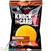 Rich Piana 5% Nutrition Knock The Carb Out Keto Cookie Snickerdoodle