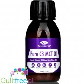 Ketosource Premium Pure C8 MCT Oil 100ml, 100% Coconut Edition