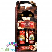 Cozy Coffee DUO with Pump - S'mores & Cinnamon Dolce