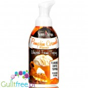 Skinny Syrups Sugar Free Whipped Latte Foam Topping - Pumpkin Caramel