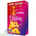 Body Attack advent calendar 24 protein bars