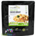 Performance Meals Thai-Style Chicken Breast and whole grain brown rice - ready-made dish Thai chicken with brown rice