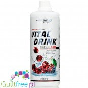 Vital Drink Cherry 1L sugar free concetrate with L-carnitine
